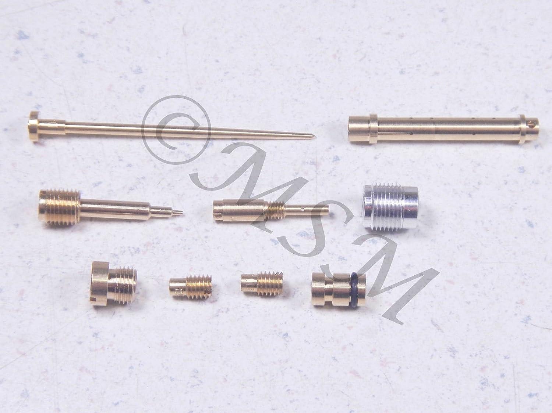 74-75 Kawasaki KZ400 /& Special New Carburetor Master Repair KIT 0201-255