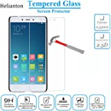 Xiaomi Redmi Note 4 Tempered Glass Screen Protector Helianton 9H Hardness Easy Paste Anti-burst Anti-Scratch Anti-Explosion Rounded Edge Screen Protector