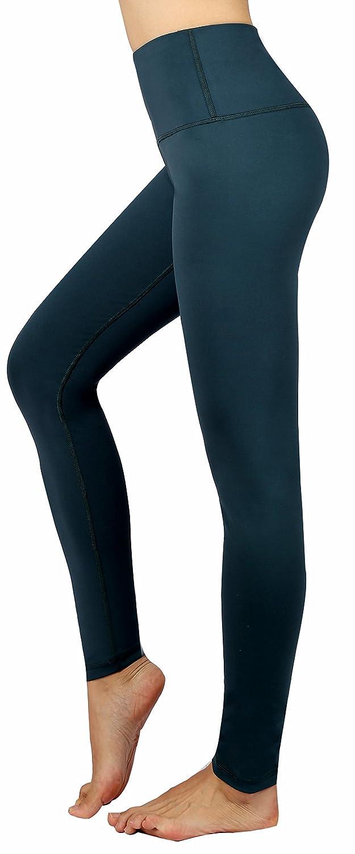 New Minc Women's Yoga Pants Tummy Control High Waist Sport Leggings with Pockets