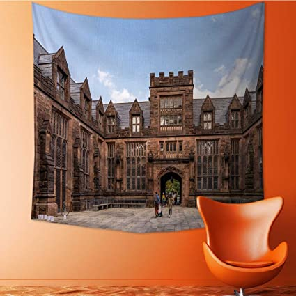 Astounding Amazon Com Muyindo Psychedelic Tapestry East Pyne Hall At Home Interior And Landscaping Pimpapssignezvosmurscom