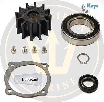 Volvo Penta V6 V8 raw water pump repair kit for pumps 856952 857451