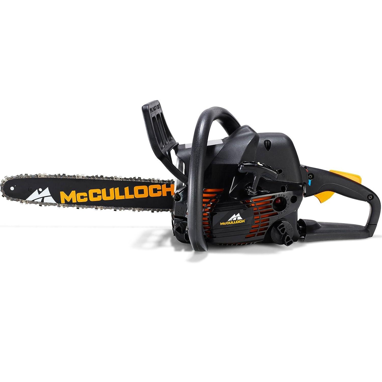 McCulloch 40cc Kettensäge mit Benzinmotor, 40 cm