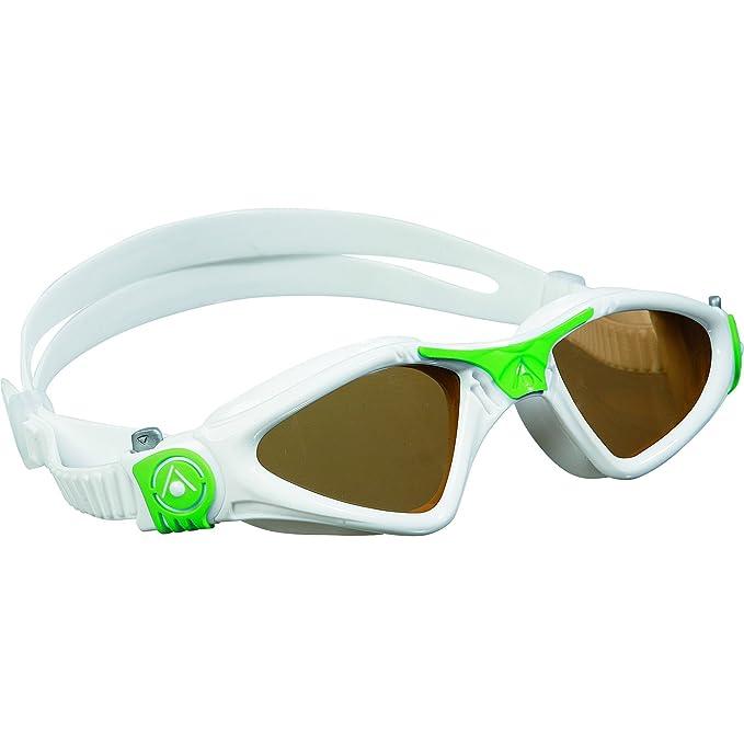 Aqua Sphere - Gafas de natación cristales polarizados Modelo Kayenne Small fit Adultos Unisex (Ajuste