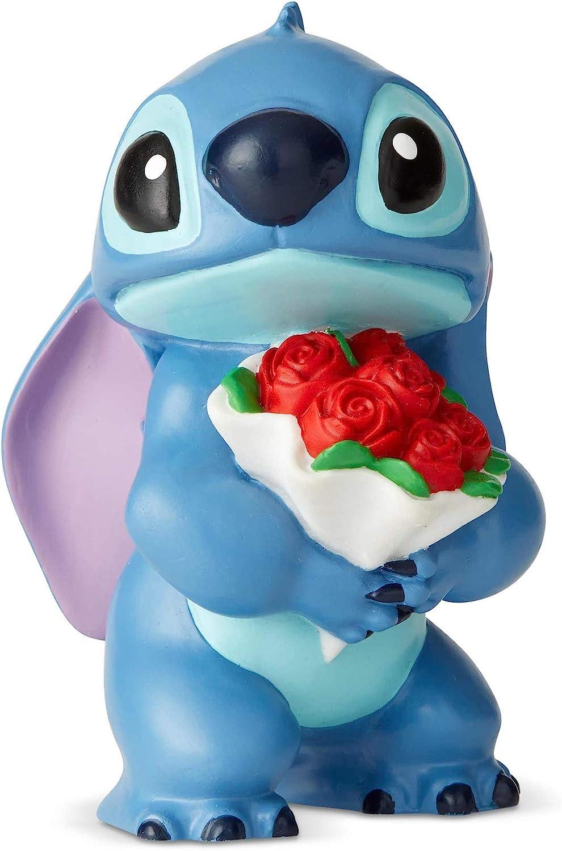 Disney 6002186 Stitch con Flores, Multicolor, Talla única