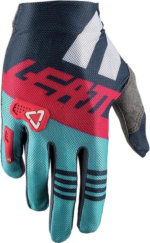 Leatt GPX 2.5 X-Flow Gloves-Ink//Blue-XL