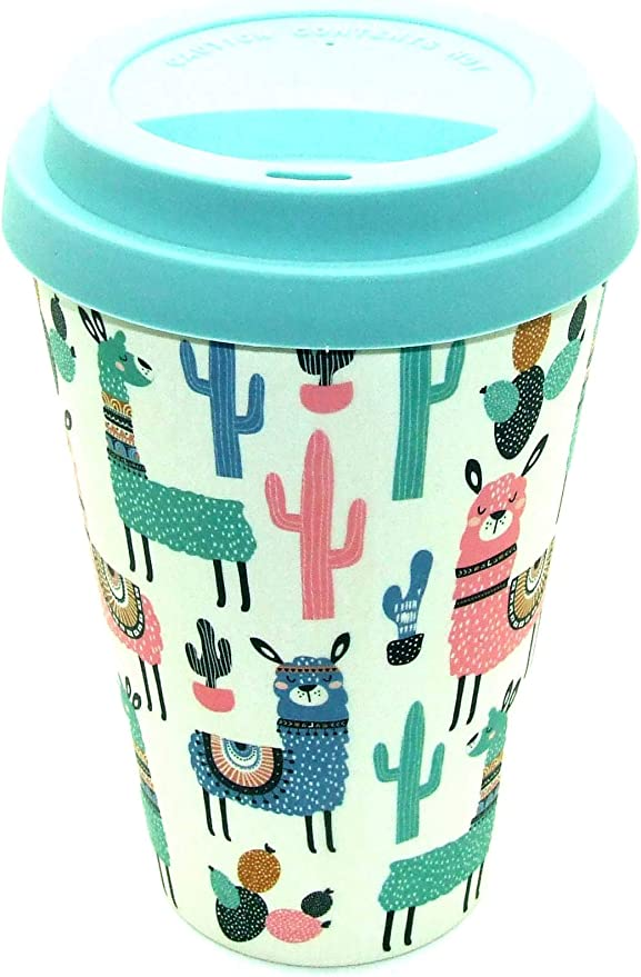Large Volume Customized Bamboo Fiber Cup , Recycled Bamboo
