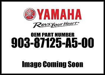 Yamaha OEM Part 90387-125A5-00