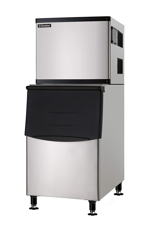 ICE MAKER 350 LB Full Dice with 265 lb BIN Modular