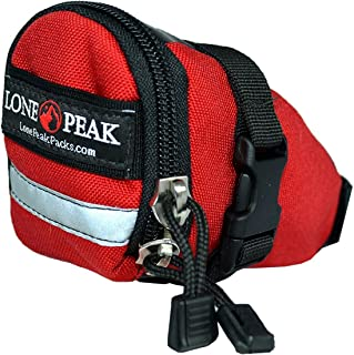 product image for Lone Peak Small Hatchback Bicycle Seat Bag Pack