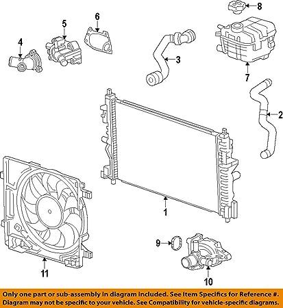 amazon com general motors 96985817, engine coolant outlet gasketCoolant Gasket Diagram #21