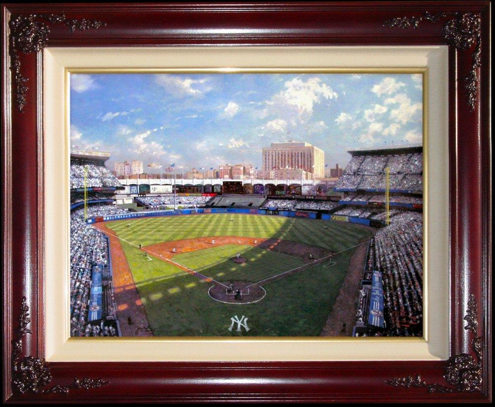 Yankee Stadium by x Thomas Kinkade by 18