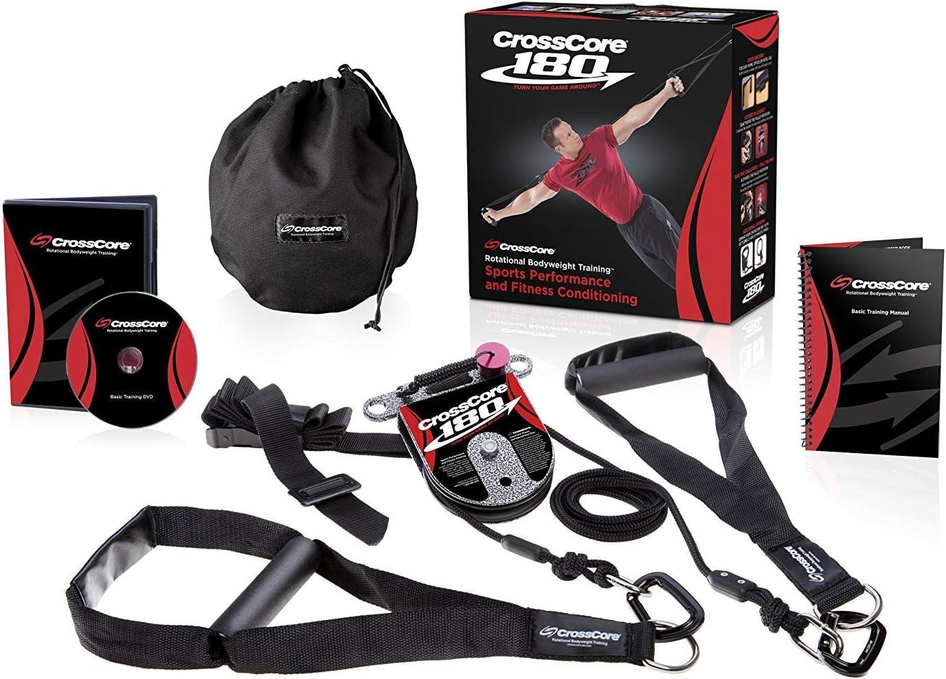 CrossCore 180 Entrenamiento en Suspensión Trainer Bodyweight ...