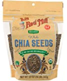 Bobs Red Mill Organic Chia Seeds, 12 Ounce