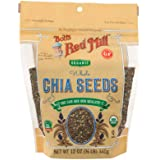 Bob's Red Mill Organic Chia Seeds, 12 Oz, (us)