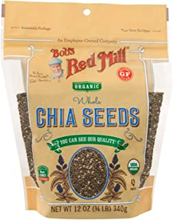 product image for Bob's Red Mill Organic Chia Seeds, 12 Oz, (us)