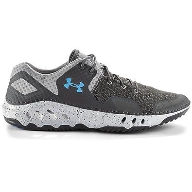 Under Armour UA Hydro Spin Boat Shoes - Graphite/Elemental/Carolina Blue -  Mens