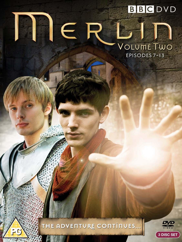 Merlin season 1 episode 7 2008 - Merlin Series 1 Volume 2 Dvd Amazon Co Uk Colin Morgan Anthony Head Richard Wilson Bradley James John Hurt Katie Mcgrath Angel Coulby Dvd Blu