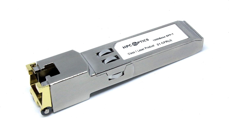 Dell Compatible 407-BBOS 1000BASE-T SFP Transceiver | 1G TX Copper RJ-45 407-BBOS-HPC