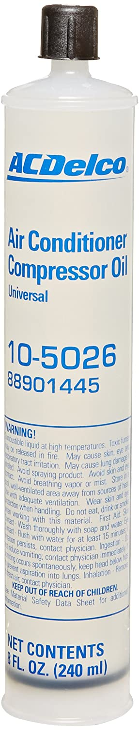 Genuine GM Fluid 88901445 Universal PAG Oil - 8 oz. General Motors