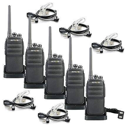 Amazon com: Retevis RT53 Two-Way Radios Long Range DMR Dual Time