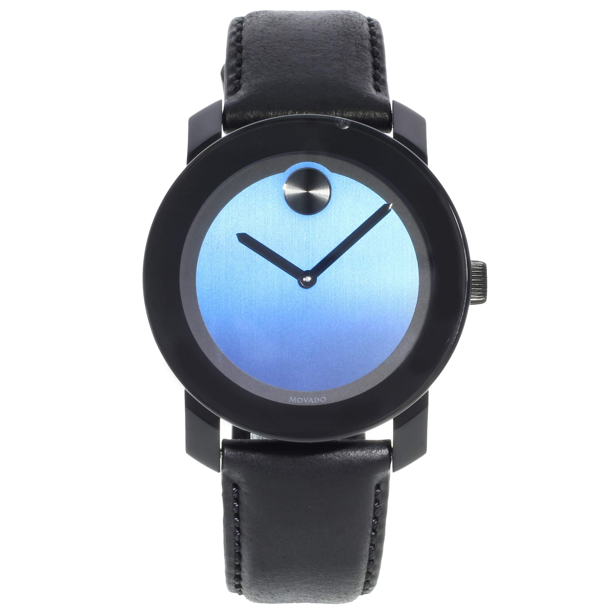 Movado Bold Quartz Male Watch 3600481 (Certified Pre-Owned)