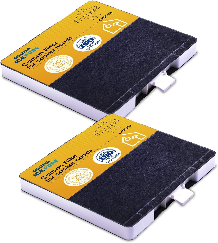 Aktivkohlefilter 265*235*16mm für Bosch Siemens LZ54951 Dunstabzugshaube AT