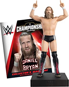 WWE Championship Collection | Daniel Bryan with Magazine issue 15 by Eaglemoss Hero Collector