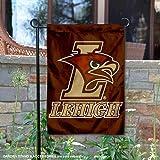 College Flags & Banners Co. Lehigh Mountain Hawks Garden Flag