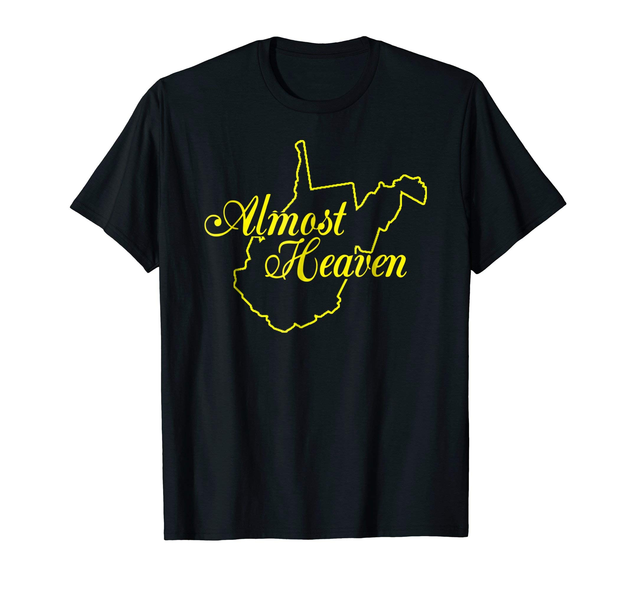 Almost Heaven Travel Love Gift Shirt