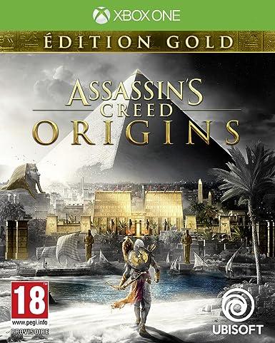 Assassins Creed Origins - Edition Gold - Xbox One [Importación ...