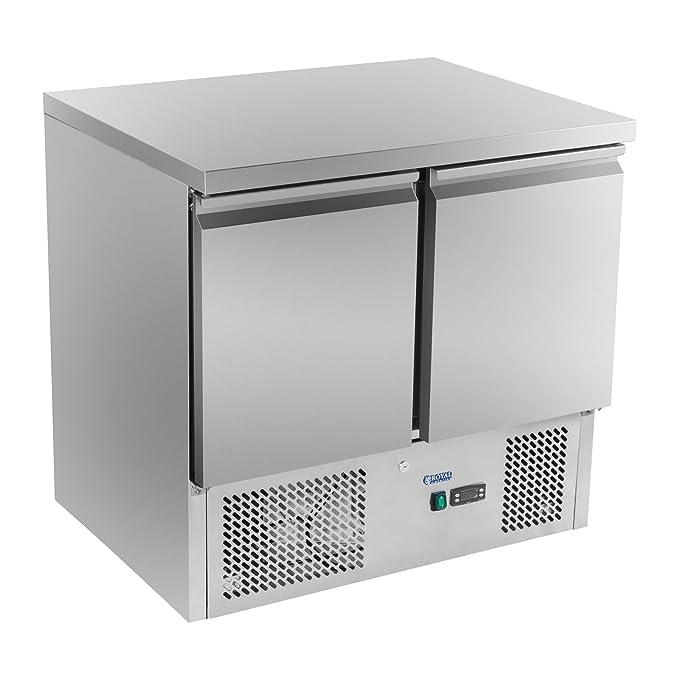 Royal Catering - RCKT-90/70-O - Bajomostrador refrigerado para ...