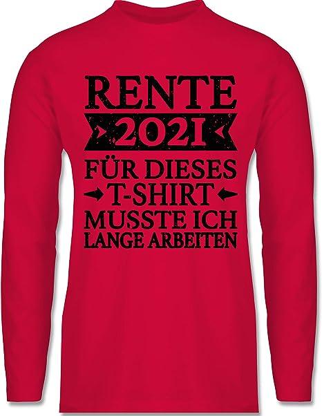 Shirtracer - Geschenk für Rentner - Rente 2021 für Dieses ...