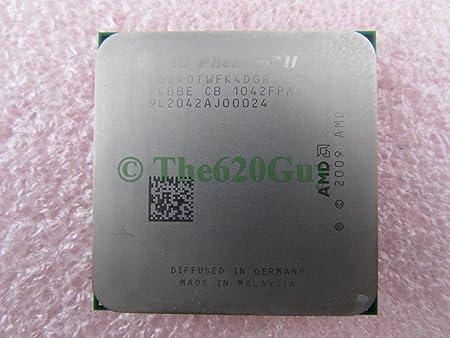 Amazon Com Amd Hd840twfk4dgr Phenom Ii X4 840t 2 90ghz Socket Am2 Am3 Zosma Cpu Processor Computers Accessories