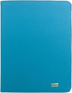 iHome Type Mini Bluetooth Keyboard Case for iPad mini, Blue (IH-IM2103N)
