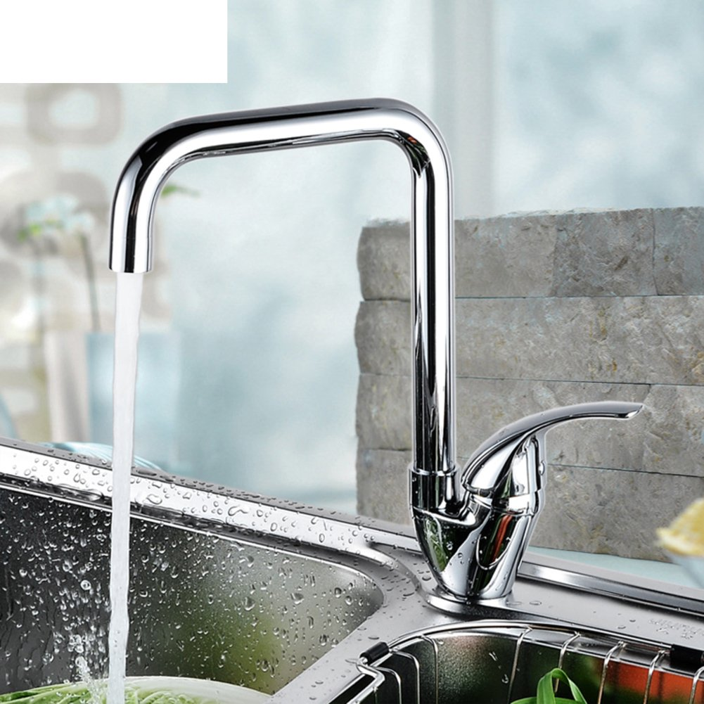 ZHF Vegetables basin kitchen faucet Hot and cold kitchen sink faucet Kitchen Faucet-A