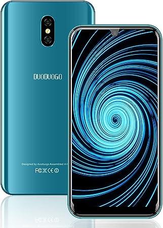 DUODUOGO A70, 2019 Smartphone Oferta del Día 5.71 Pulgadas Triple ...