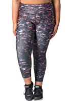 RBX Active Women's Plus Size Printed Leggings