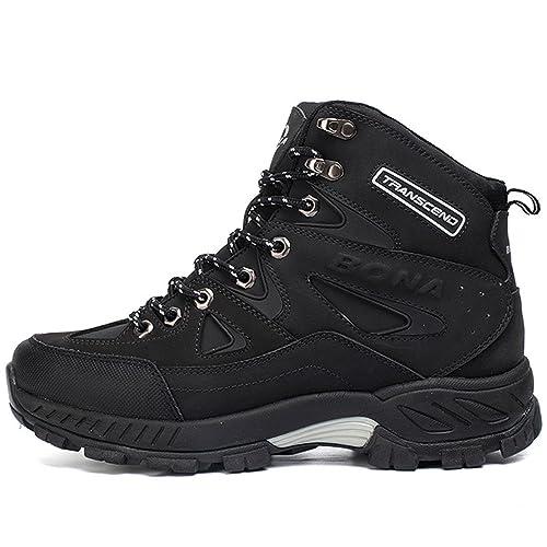 Msanlixian Men Hiking Shoes Anti-Slip Outdoor Sport Shoes Walking Trekking Climbing Sneakers Zapatillas Comfortable