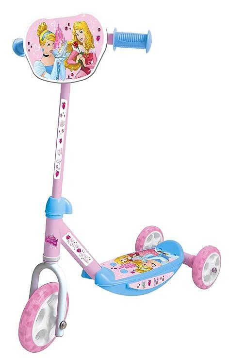 Smoby 750108 - Patinete - 3 ruedas - Disney - Cenicienta ...
