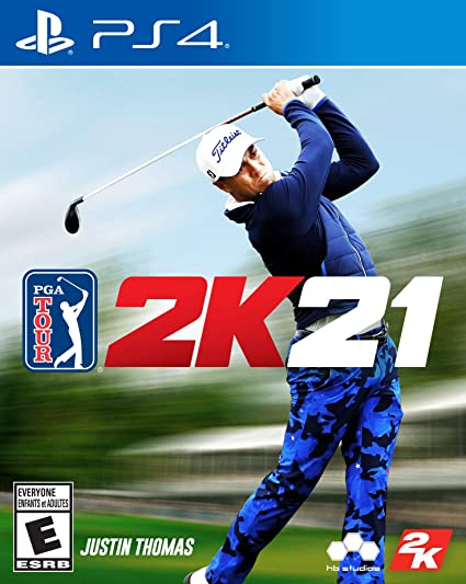 Pga Tour 2k21 Playstation 4 Amazon Ca Computer And Video Games