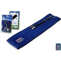 PGA Tour Towel Brush - Blue