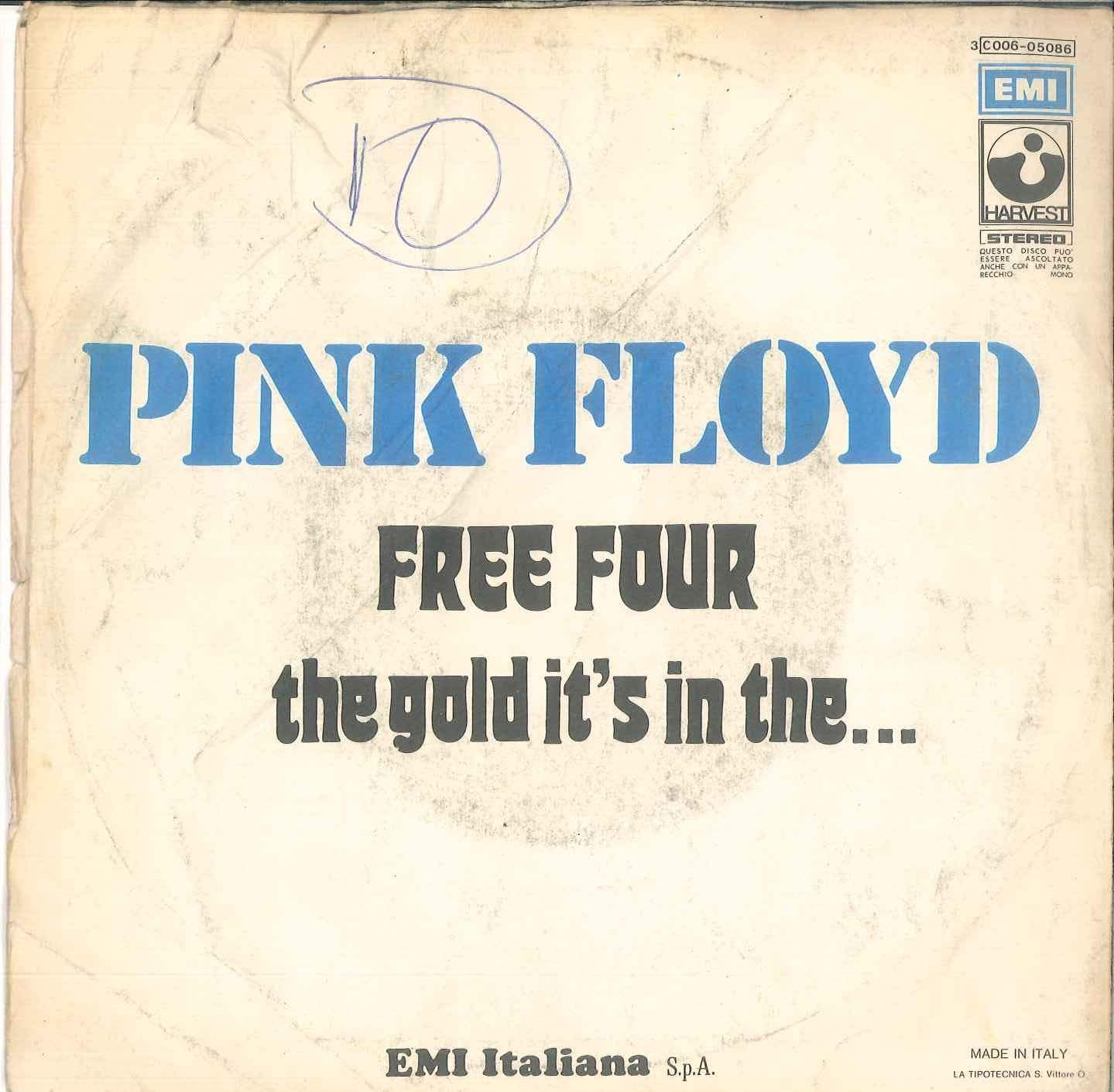 Amazon.com: Free Four / The Gold Its In The...: Music