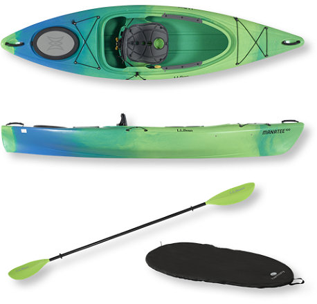 Manatee 10 Solo Kayak Package | L.L.Bean