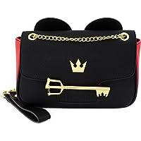 Loungefly x Kingdom Hearts Mickey Mouse Key Crossbody Bag