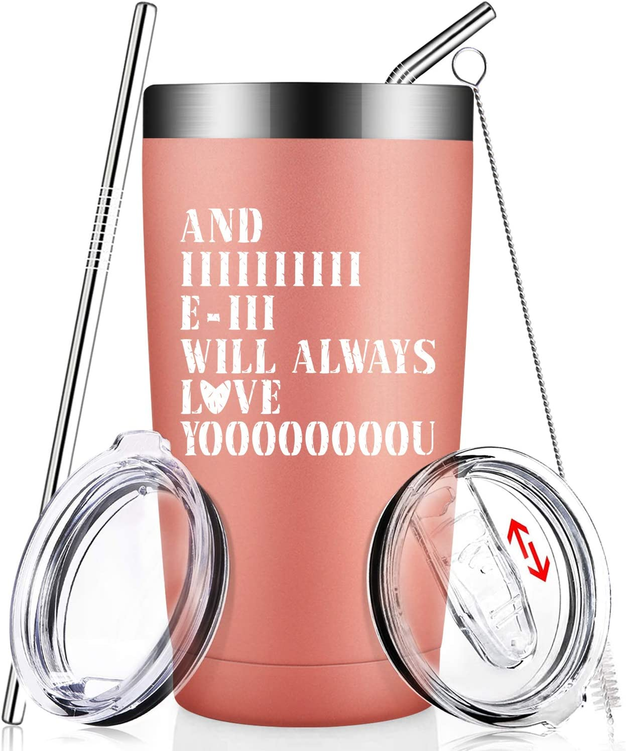 Amazon Com And I Will Always Love You Wife Gifts From Husband Funny Birthday Christmas Valentines Day Mother S Day Anniversary Present Idea For Wife Husband Mom Friend Women Her
