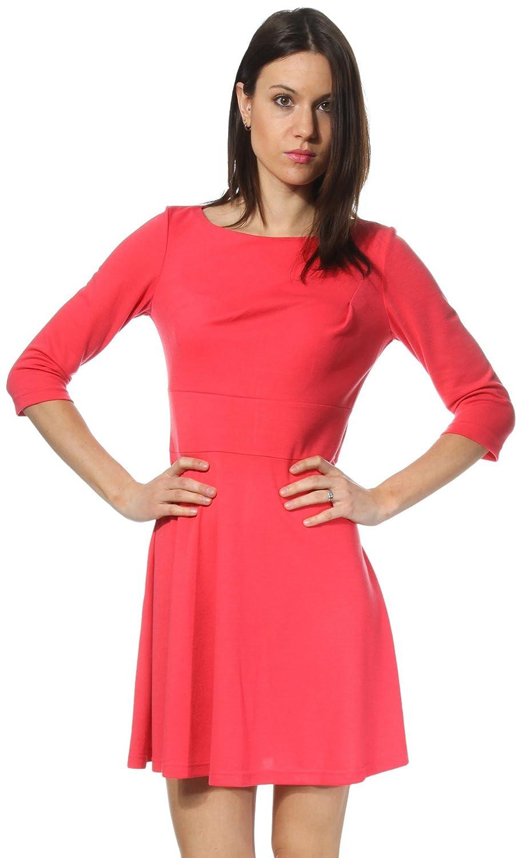 FIGL Women Dress pink M081KRM-CORAL