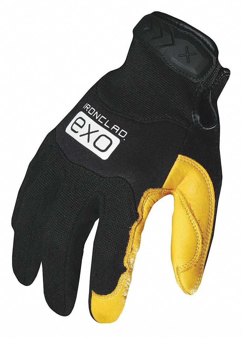 PR Leather XL Mechanics Glove