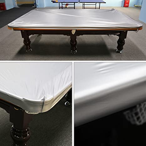 Amazon.com & Estink Billiard Table Covers 8 Feet Dustproof Oxford Cloth Pool Table Cover Waterproof Billiard Table Protective Cover
