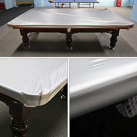 Superieur Estink Billiard Table Covers, 8 Feet Dustproof Oxford Cloth Pool Table  Cover Waterproof Billiard Table