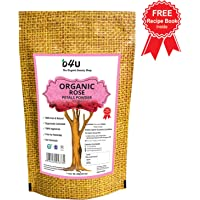 100% Pure, Natural O4U Organic Hibiscus Powder for Face and Hair Care, 250 g